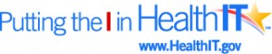 Putting the I in Health IT logo